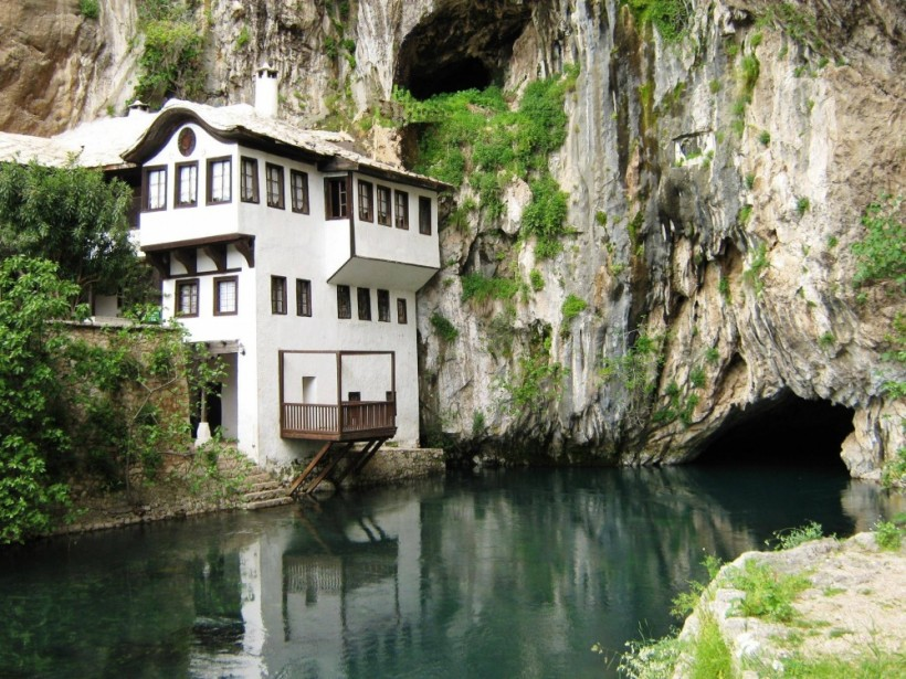 Дом у воды, Благай, Босния и Герцеговина
