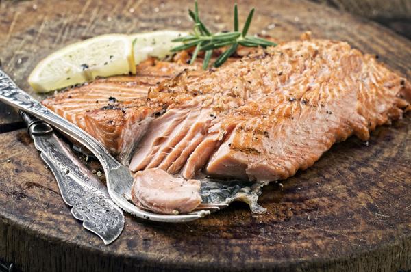 7 блюд из лосося на каждый день