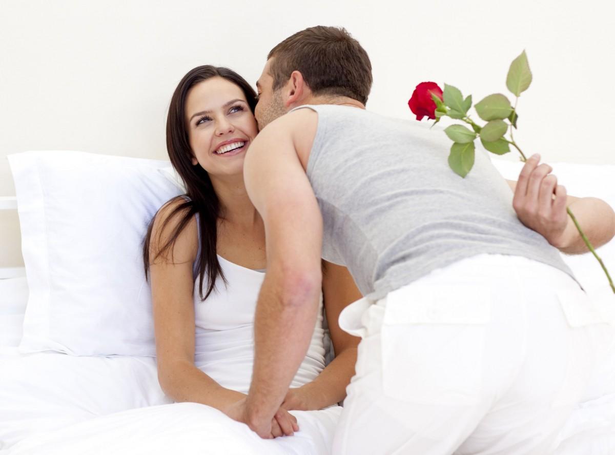 Как сделать, чтобы жена хотела близости?