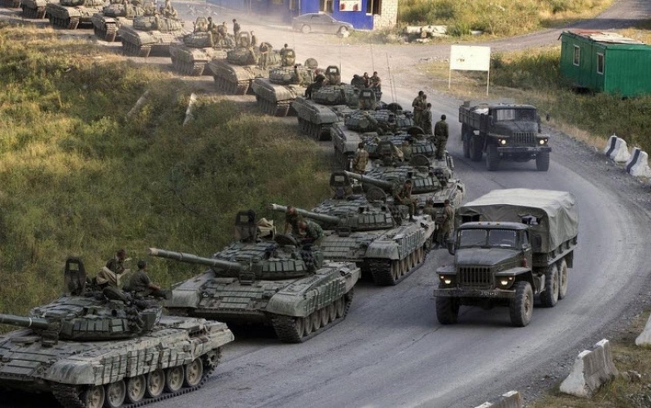 Юлия Витязева:  «А давайте объявим войну Украине»