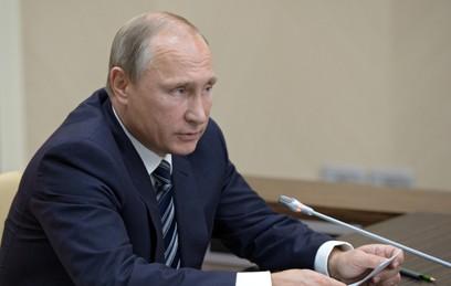 Владимир Путин уволил ряд высокопоставленных силовиков