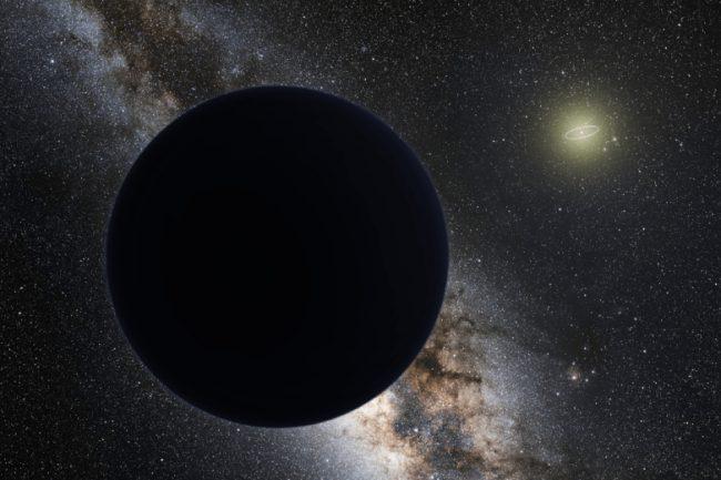 Возможно, пройдет еще 1000 лет, прежде чем мы увидим «девятую планету»