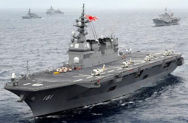 Топ 10 самые большие военные корабли в мире