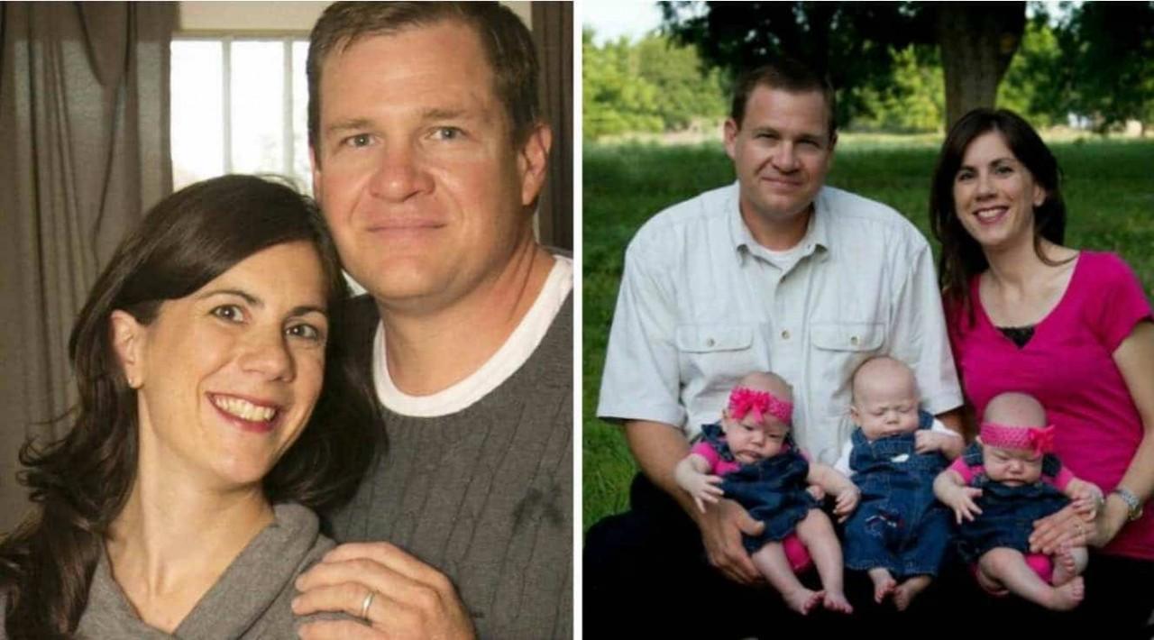 Бездетная пара усыновила тройню, и их ждала потрясающая новость — Eщё