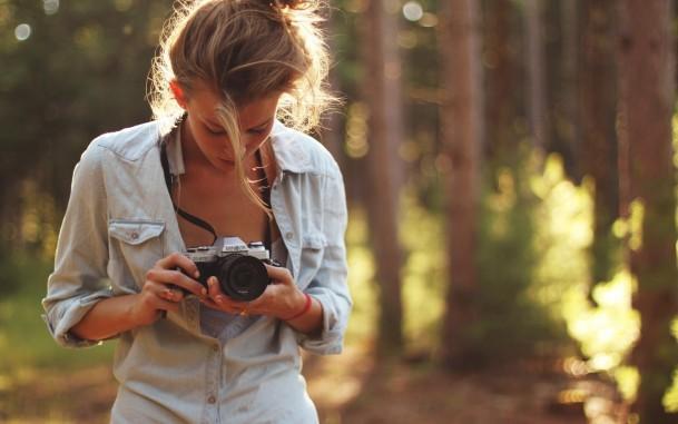 Как правильно фотографировать в лесу  и получить красивые фотографии леса в разные времена года.
