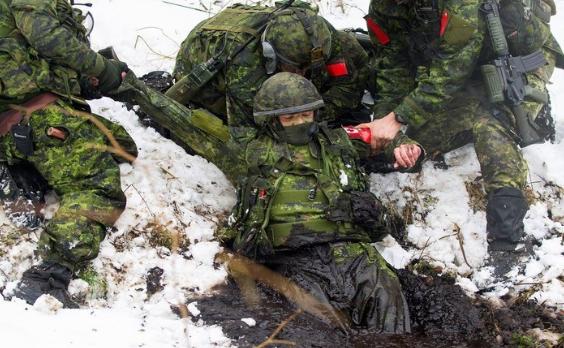 """""""Если мы и сможем остановить Русских, то только на час"""" - Европейский Генерал о прошедших учениях НАТО"""