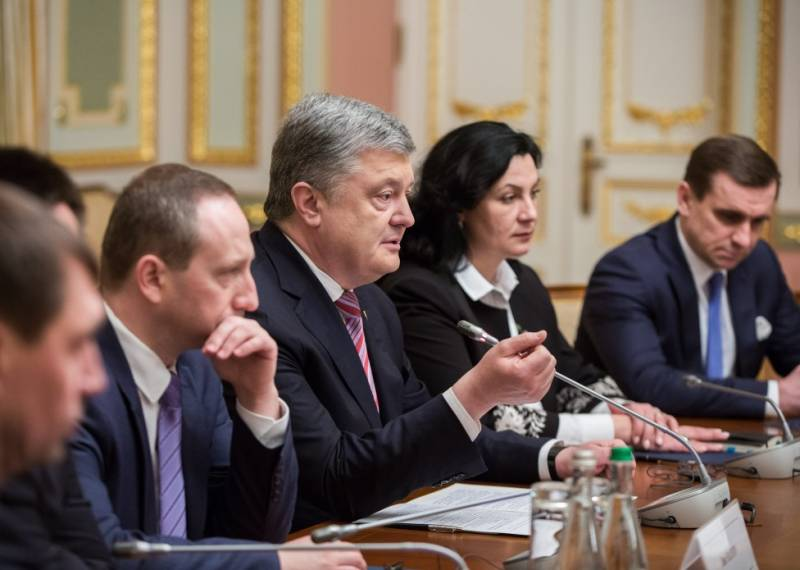 Порошенко назвал число погибших на Донбассе украинских военных