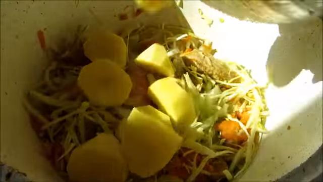 Немецкие штрудли - тесто на кефире Еда, Вкусно, Готовка, Рецепт, Штрудли, Длиннопост, Видео рецепт, Другая кухня, Картофель, Видео