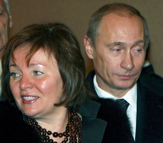 "Людмила Путина: ""Он брал меня измором…"""