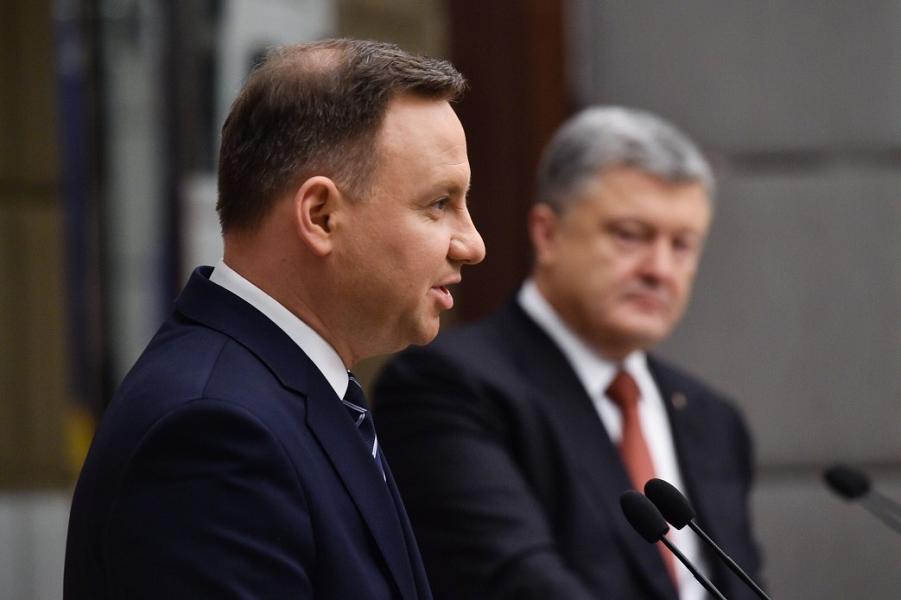 Польша против бандеровцев и Украины