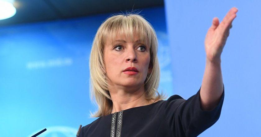 Захарова рассказала, как западные страны обманули Россию