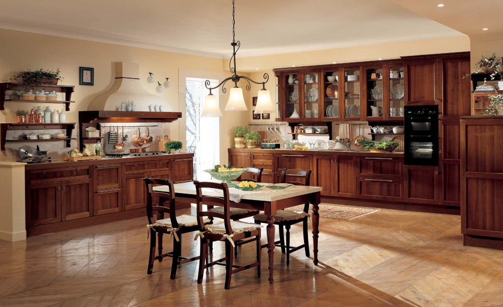Classic Kitchen Design Ideas 1024x625 Дизайн фасадов кухонных шкафов 60 фото