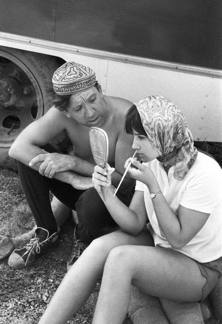 Фото со съемок популярнейших советских фильмов