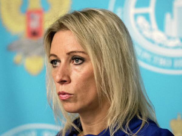Захарова: тема принадлежности Крыма закрыта навсегда