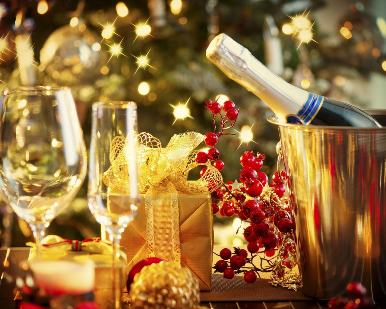 Новогодний стол: вкусные и полезные рецепты от BEAUTY MAFIA