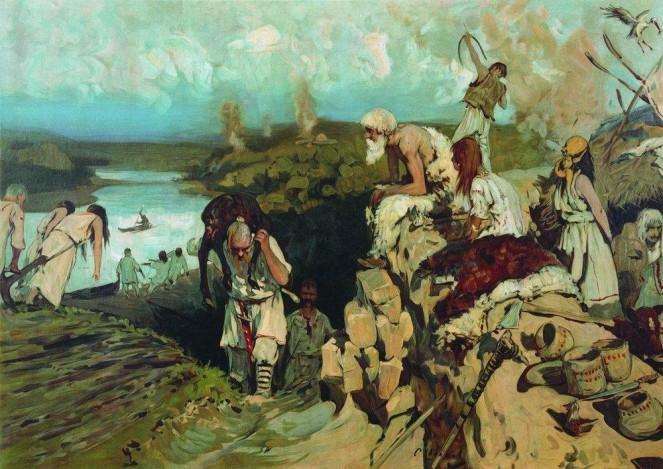 Загадочные славянские племена