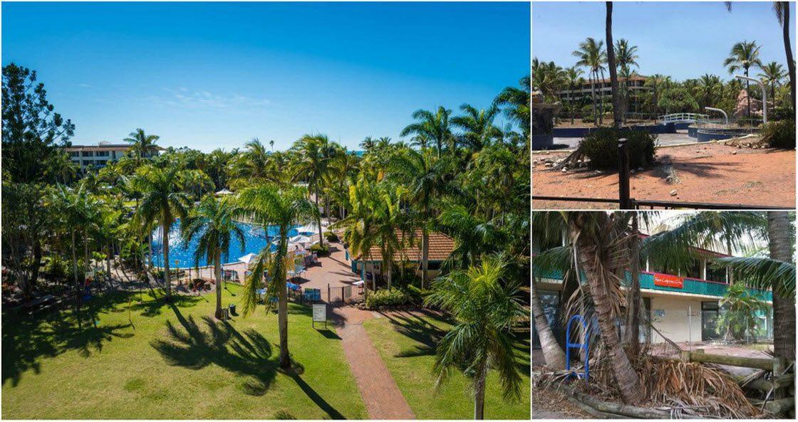 От праздничного рая до города-призрака: заброшенный курорт в Австралии