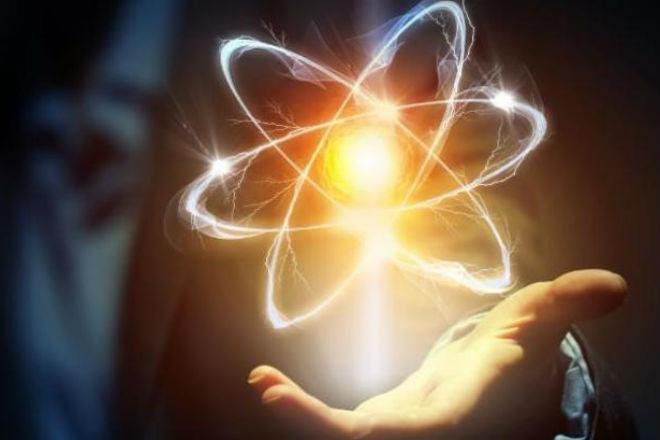 Как выглядит атом вживую