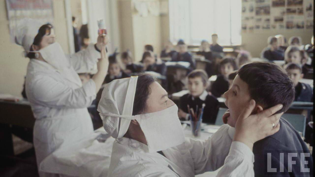 2. Медицина. 70-е, история, ссср