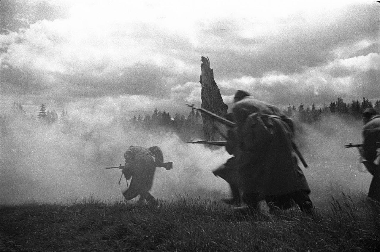 16. Восточный фронт, 1941 г. исторические фотографии, история, фото