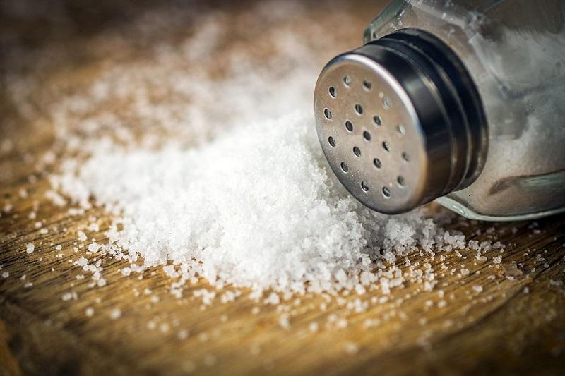 пищевая соль в быту