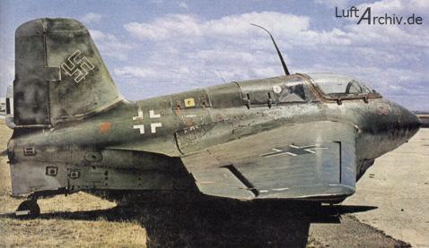 Реактивное и ракетное оружие Германии 2-ой мировой войны (краткий обзор)