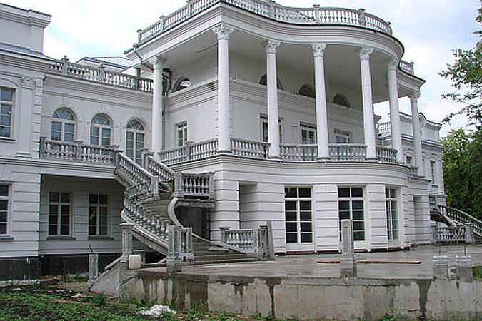 Резиденция Порошенко оказала…