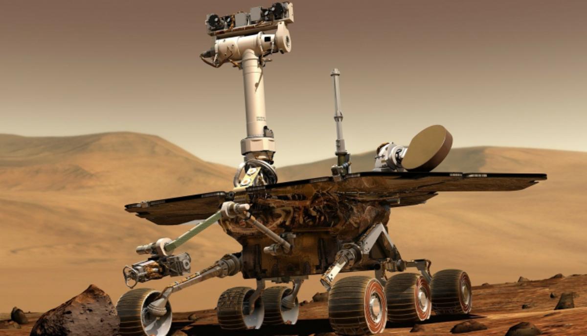 «Мы его потеряли»: в NASA рассказали о состоянии марсохода Opportunity