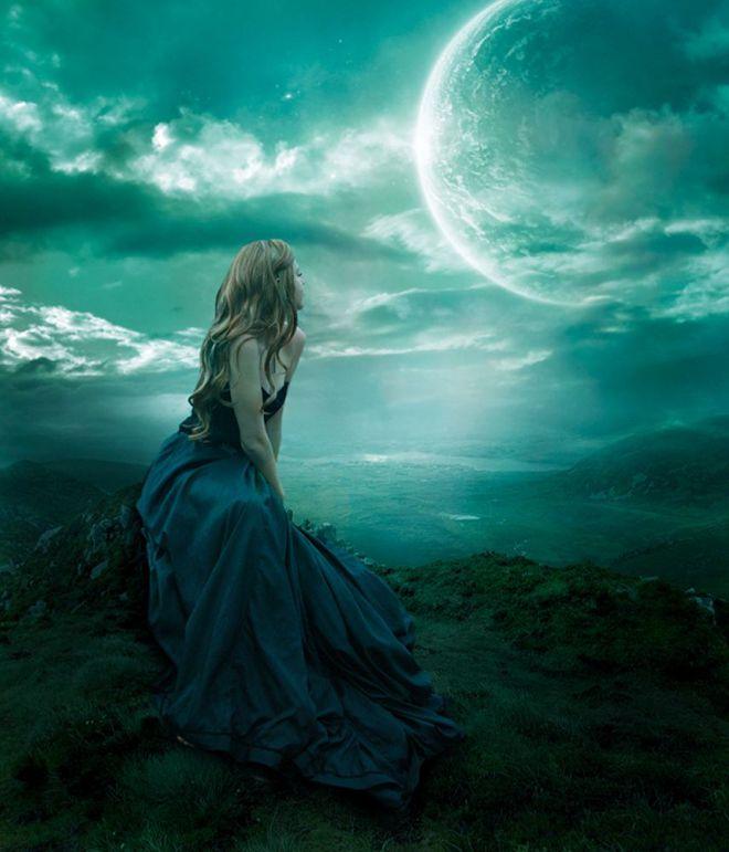 Заговор от бедности, читаемый на убывающую луну.