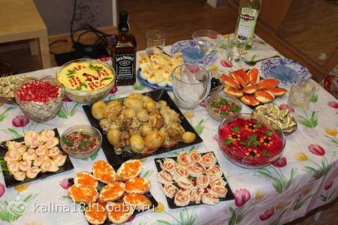 Блюда 2016 год рецепты фото