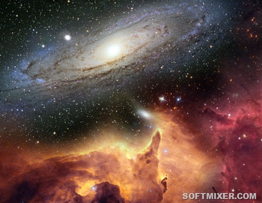 Странные вещи из нашей Вселенной