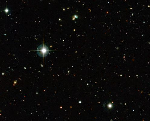 Астрономы NASA обнаружили редчайшую галактику