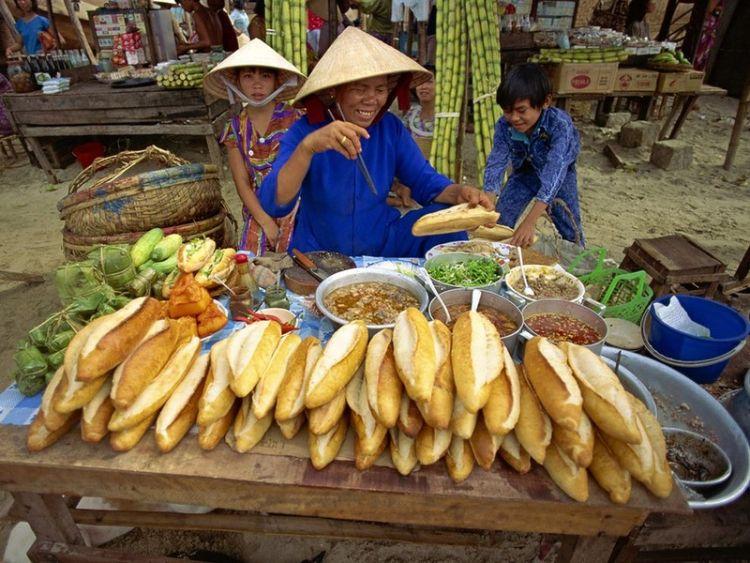 Удивительное. Популярная уличная еда в разных странах (12 фото). еда, мир, страны