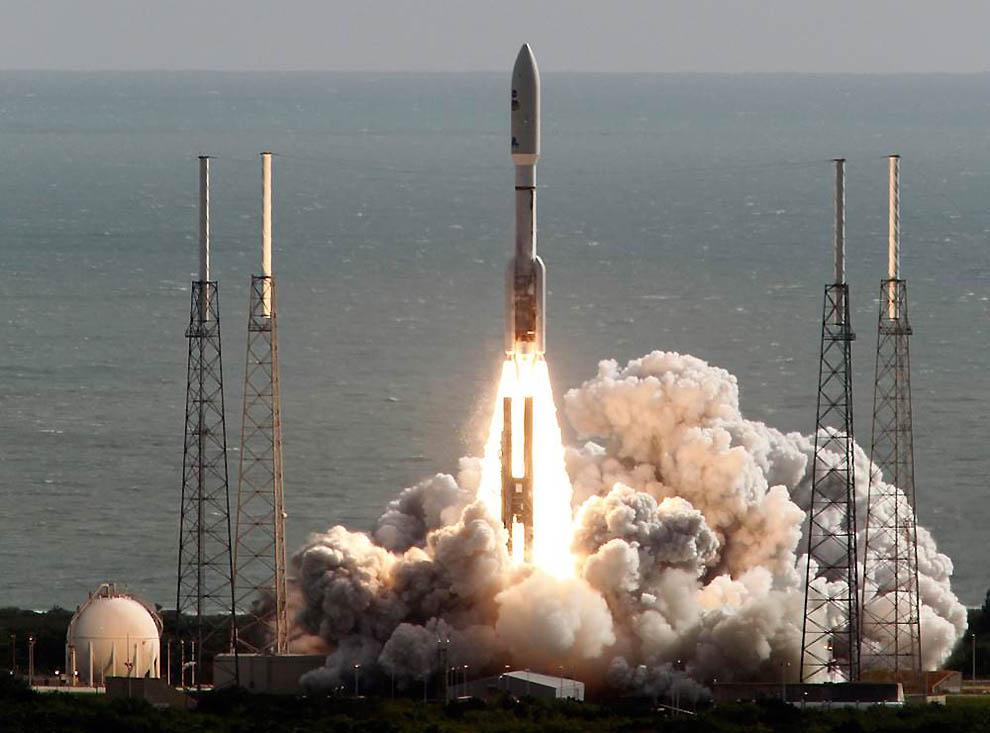 11015 Марсоход Curiosity отправился в полет
