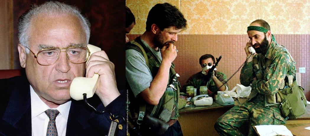 Война в Чечне. Воспоминания участника. Часть 2