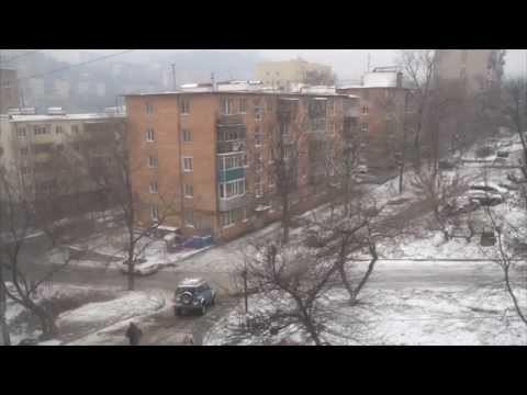 Заколдованное место во Владивостоке : видео дня