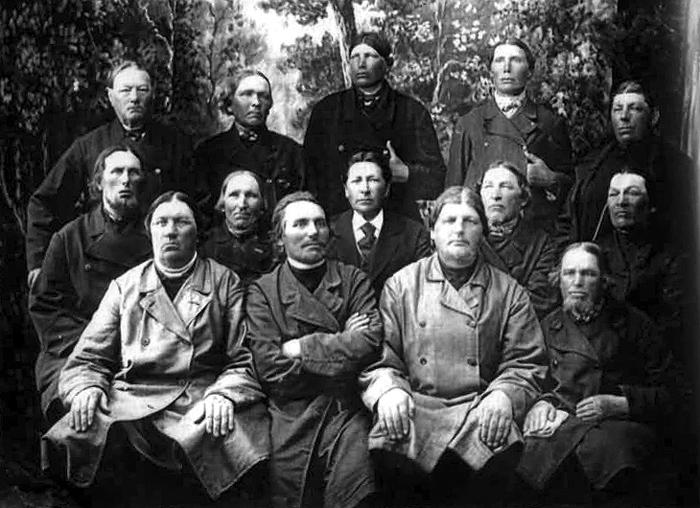 Жили на Руси скопцы, отрезавшие концы