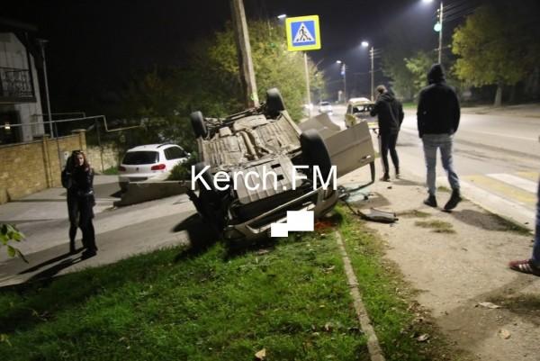 ДТП в Крыму: «Форд» выехал н…