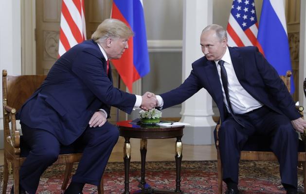 Трамп— Путину: Мыбудем гов…