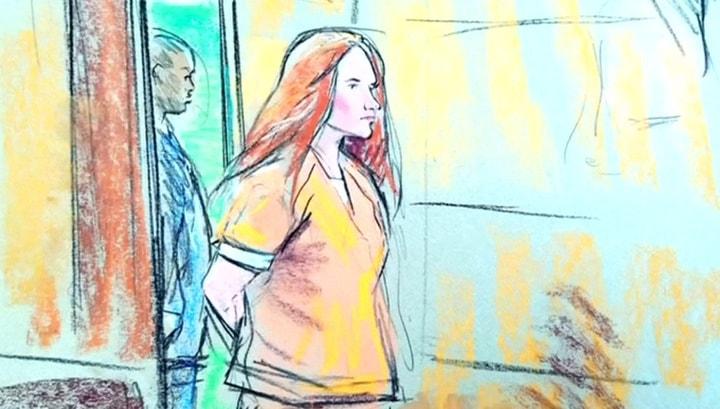 Задержанную в США Марию Бути…