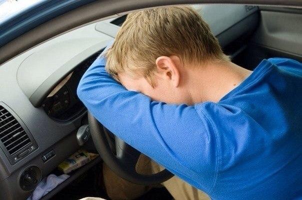 Сон за рулем - как избежать