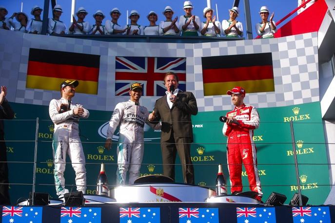 """Первый этап нового сезона """"Формулы-1"""" в Австралии"""