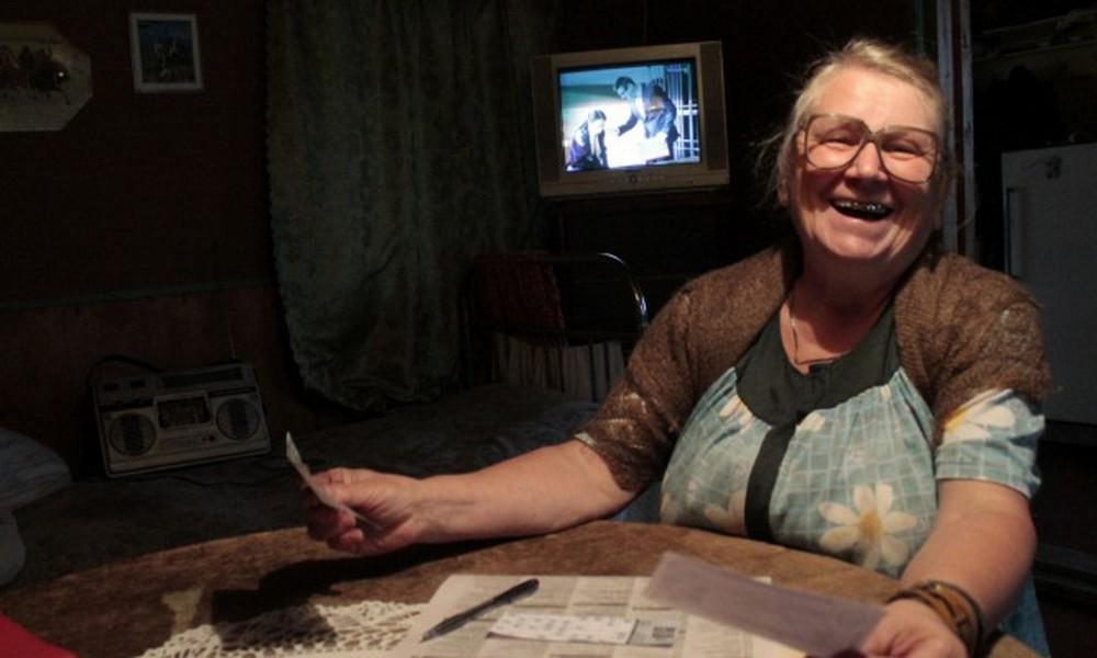 Пенсионерка украла пачку лот…