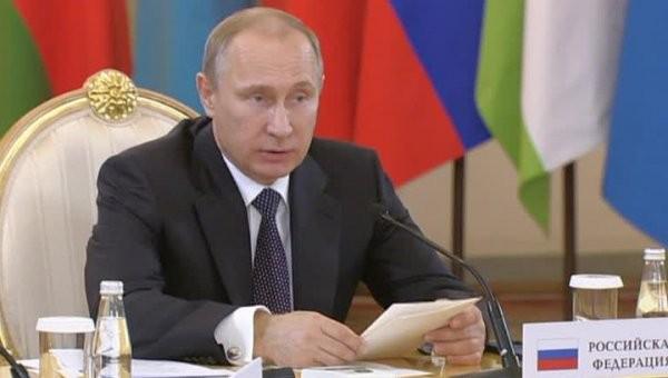 Путин обещал поддержку Дамаску в борьбе с ИГ