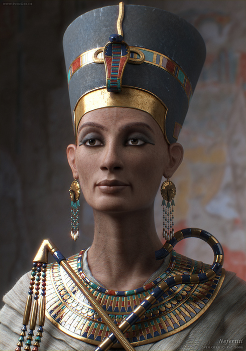 nefertiti (490x700, 210Kb)