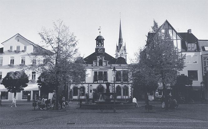 Старая ратуша в Пайне