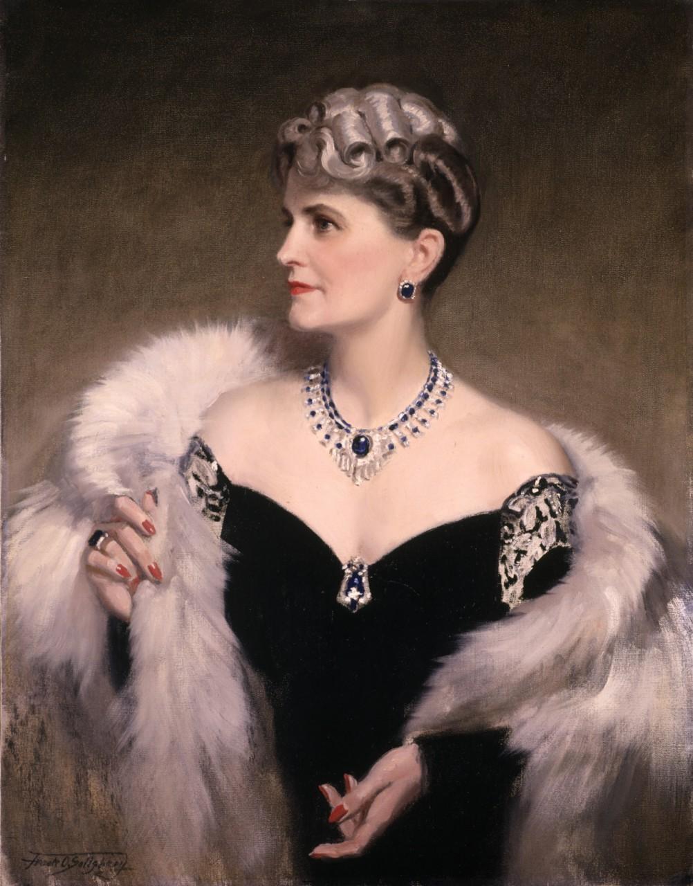 Американская «императрица» русского искусства