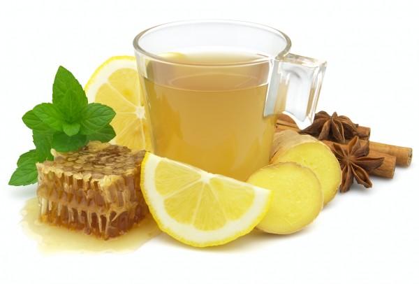 Летний медовый напиток