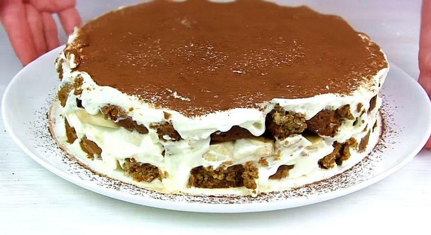 Нежнейший торт за копейки! Вы будете в восторге!