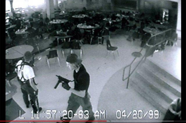 Массовое убийство в школе Колумбайн. Справка